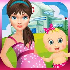 Awesome Newborn Baby and Mommy Doctor Care