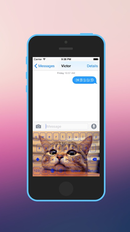 Photo Keyboard for iOS 8