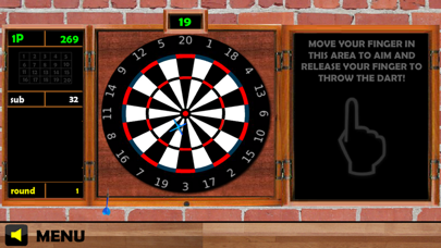 Dartmaster 8in1 - Best Free Darts and Sport Game Mania screenshot two