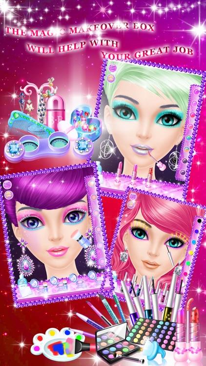 Make Up Me - Girls Makeup, Dressup and Makeover Games screenshot-4