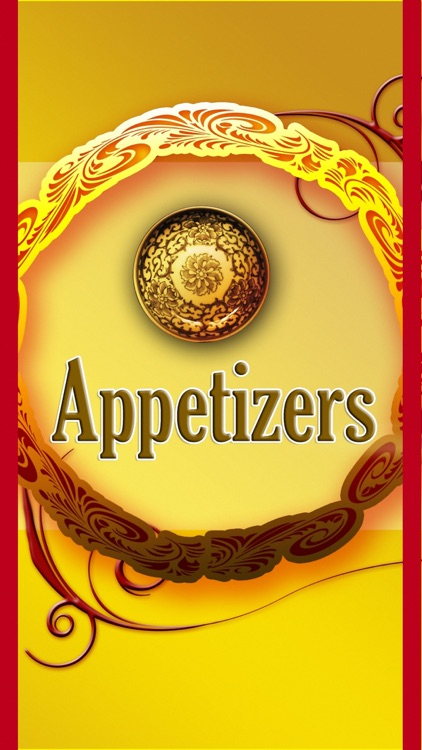 15000+ Appetizers Recipes