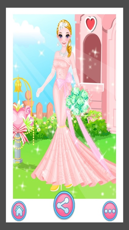 Princess Wedding Day