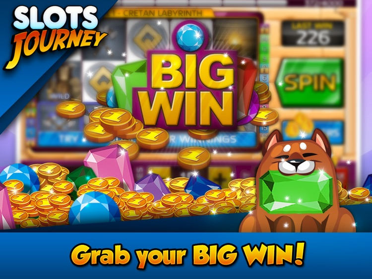 Slots Journey HD screenshot-1