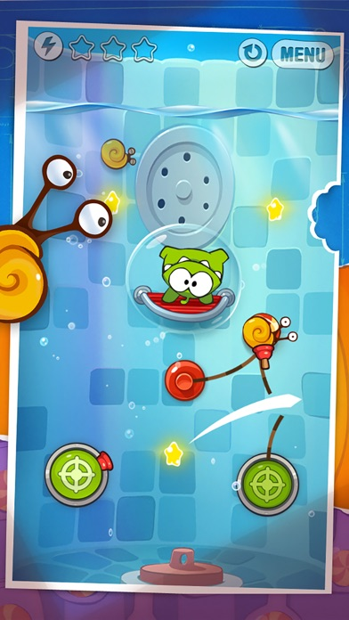 Screenshot for Cut the Rope: Experiments in Lebanon App Store