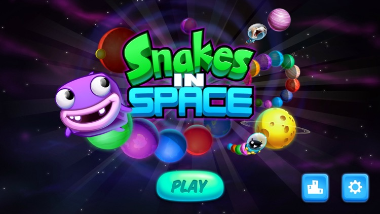Snakes in Space screenshot-0
