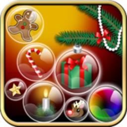 A Christmas Seasons Bubble Blaster - Popping Holiday Treats