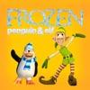 Frozen Penguin and Elf