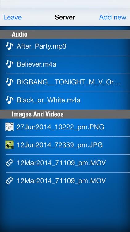 WiFi File Share screenshot-4