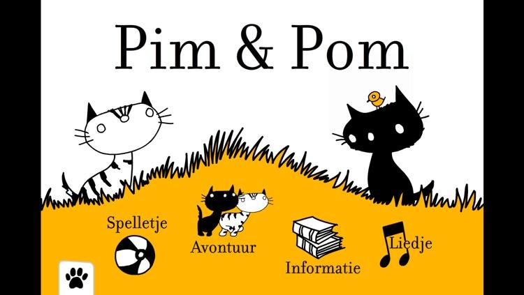 Pim en Pom op Safari