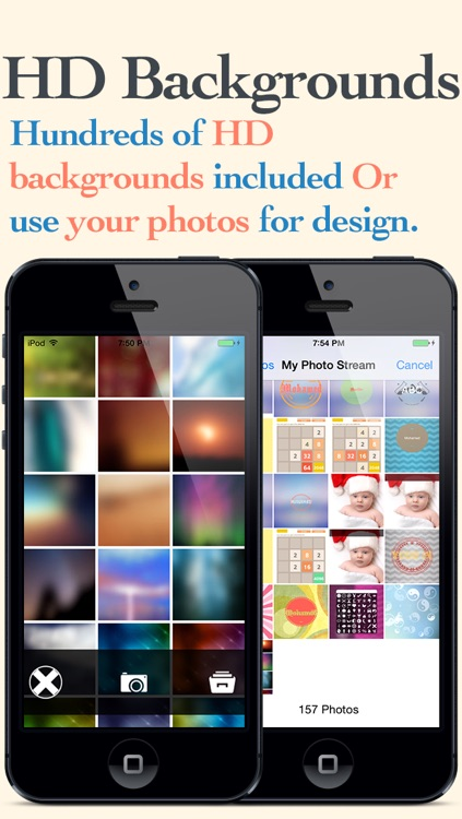 Blurred - Create your own custom blur wallpapers
