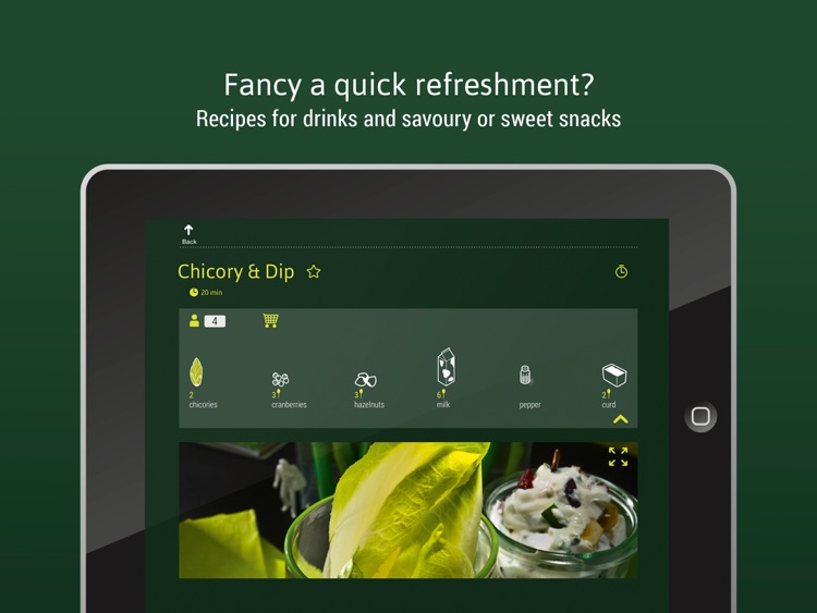 snack attack — Free recipes for simple snacks with beautiful photographs and illustrated instructions