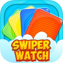 Swiper Watch - Fast Reflex Card Game for the Apple Watch
