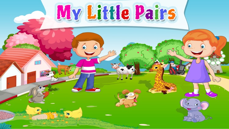 my Little Pairs screenshot-0