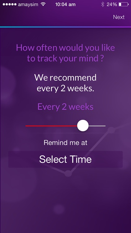 Mood Monitor screenshot-2