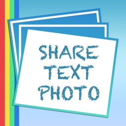 Share Text Photo Pro