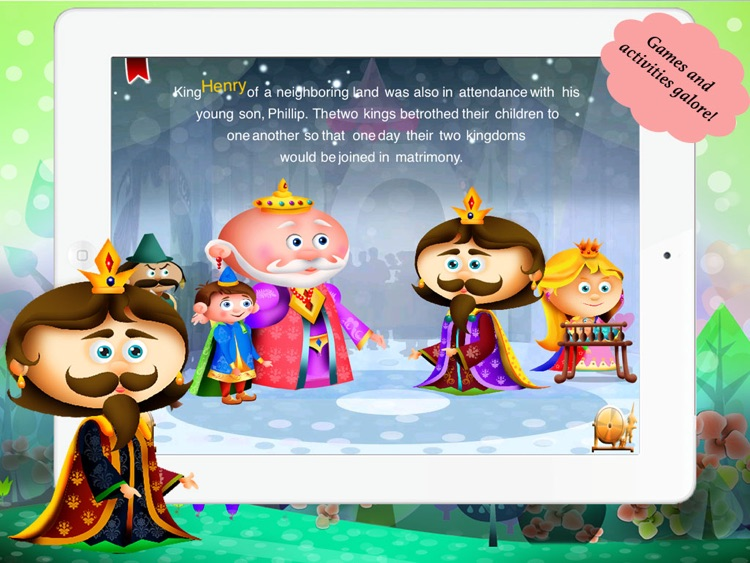 Sleeping Beauty for Children by Story Time for Kids screenshot-3