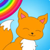 Colorful math «Animals» — Fun Coloring mathematics game for kids to training multiplication table, mental addition, subtraction and division skills!