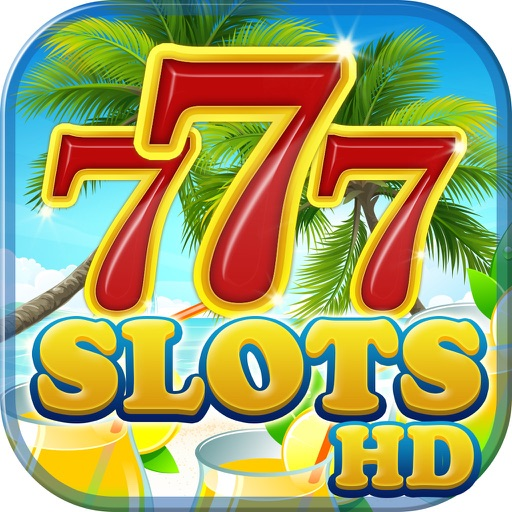 Ace Vacation Slots Casino - Big Island Extreme Jackpot Slot Machine Games HD icon