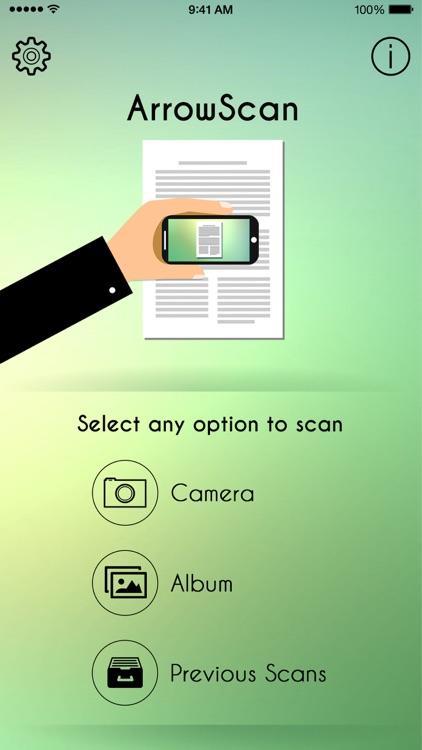 ArrowScan