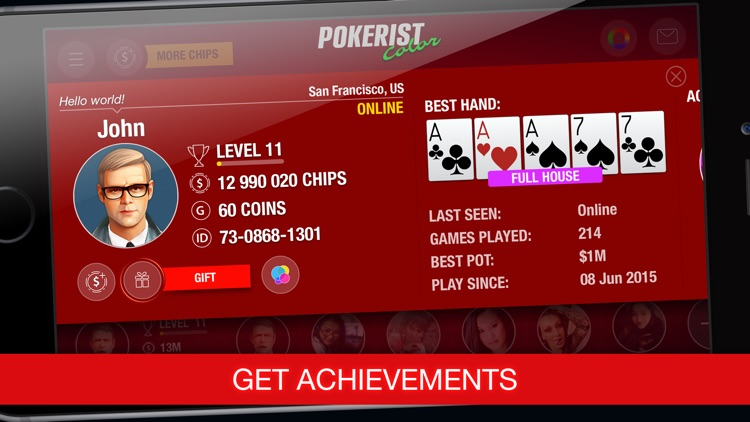 Texas Poker screenshot-3