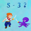 Pirate Sword Fight - Fun Educational Counting Game For Kids. - JH Digital Solutions