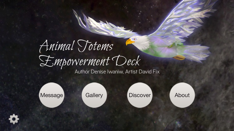 Animal Totems Empowerment Deck screenshot-0