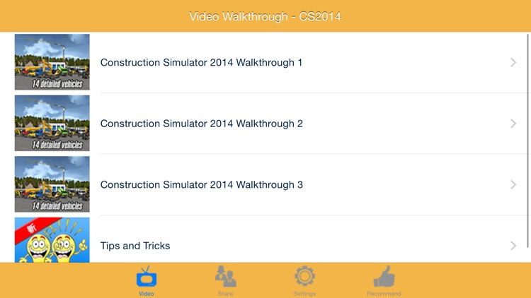 Video Walkthrough for Construction Simulator 2014