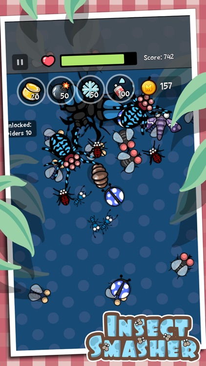 Insect Smasher screenshot-4