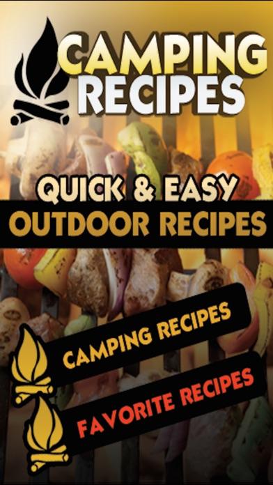 Camping Recipe review screenshots