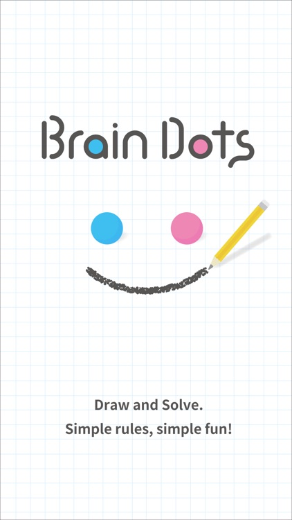 Brain Dots - Draw and solve! Brain Training Game screenshot-0