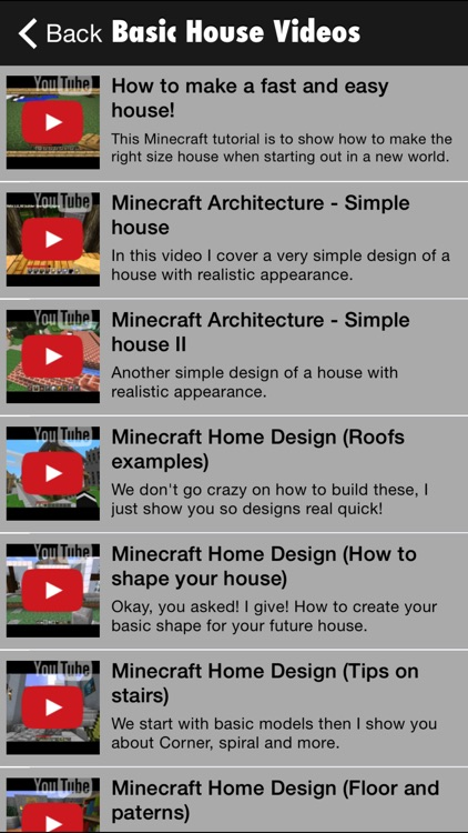 House Guide for Minecraft screenshot-2