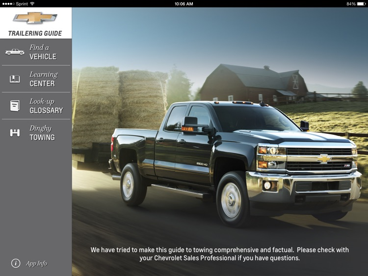Chevrolet Trailering screenshot-0