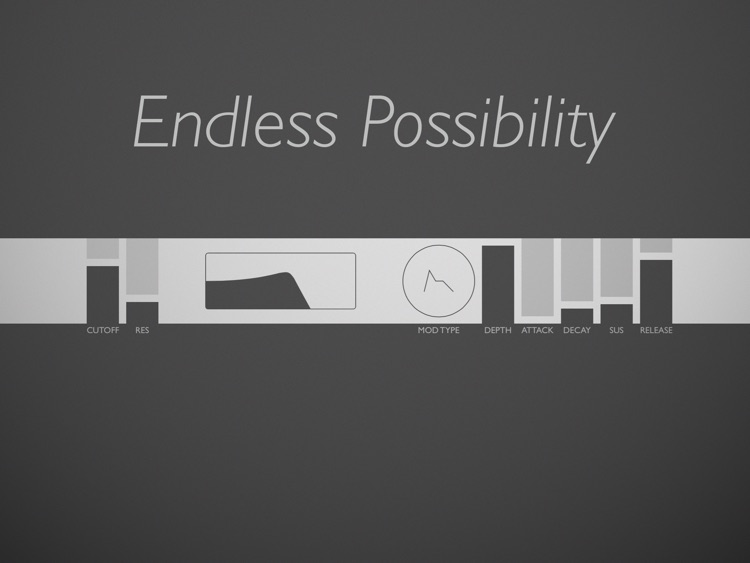 Ribbons : Expressive Electronic Instrument screenshot-3