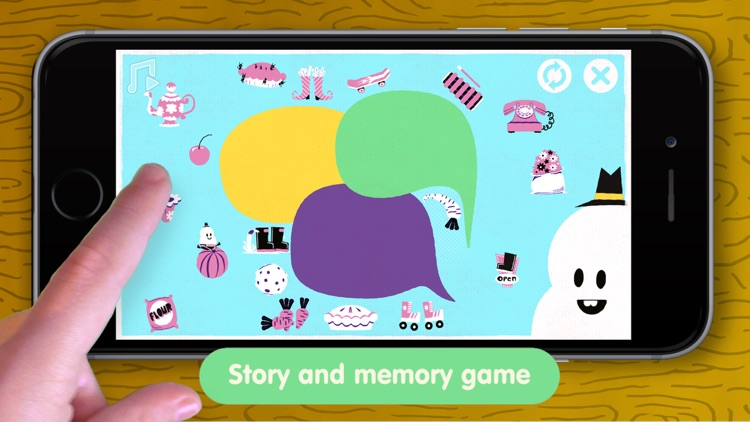 Have You Heard - kids interactive book app screenshot-4