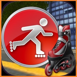 Extreme Roller Skater 3D Free Street Racing Skating Game
