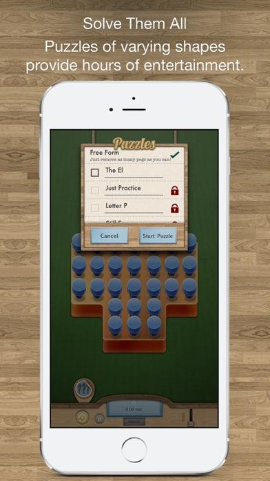 Peg Jump iPhone