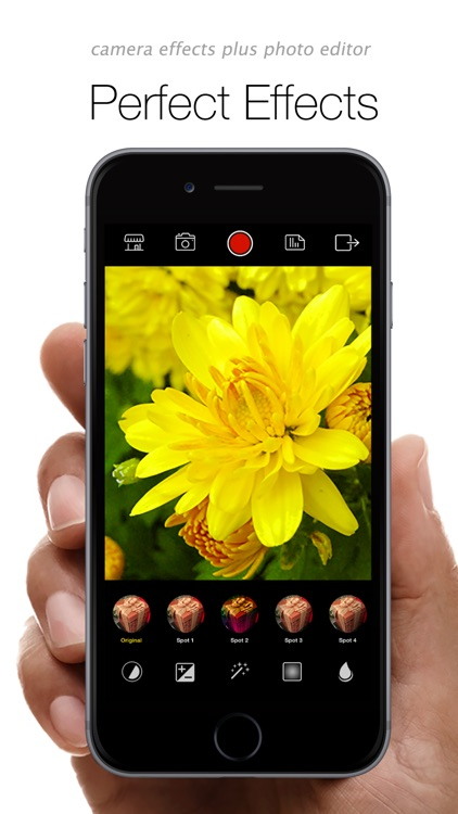 360 Camera Plus - camera effects & filters plus photo editor screenshot-4