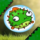 Spikey fish icon