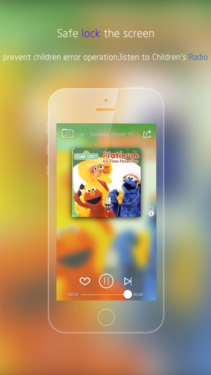 Chameleon: Kids Music & Songs Radio [Free] screenshot-4