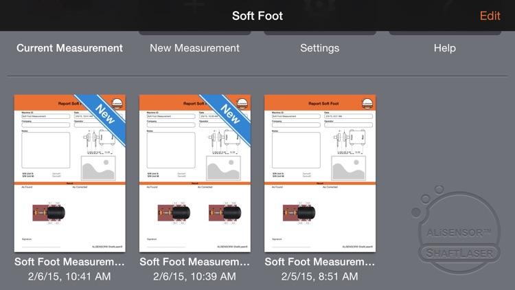 Soft Foot for ALiSENSOR® ShaftLaser®
