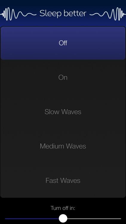 Sleep Better: Relaxing Waves screenshot-0