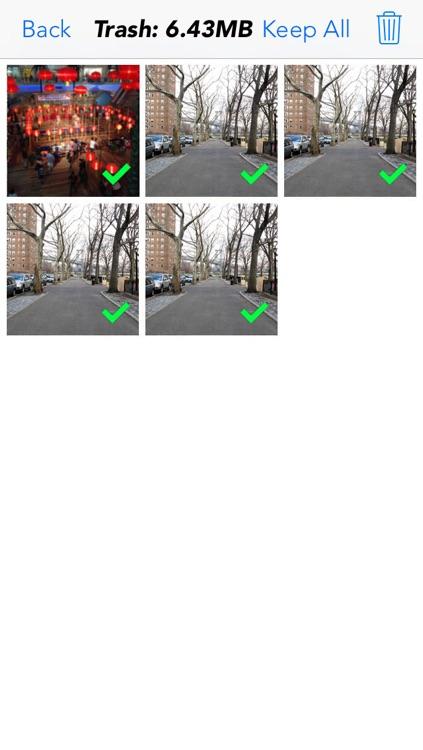 iDelete - Fastest way to delete photos screenshot-3