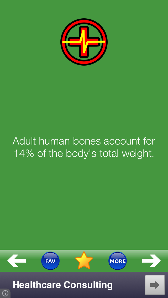 Health and Fitness Facts & Tips 1000 FREE! Best Cool Healthy Tip of the Day! screenshot one