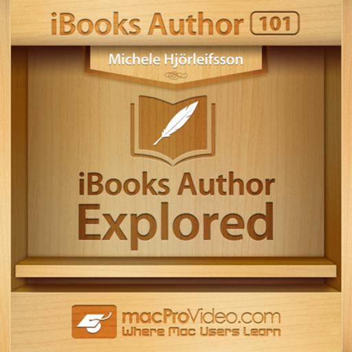 Course for iBooks Author 101 - iBooks Author Explored