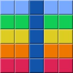 Line 'Em Up - Color Matching Arcade Game