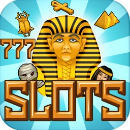 `Lucky Pharaoh Egypt Gold Treasure Temple Casino Slots Free