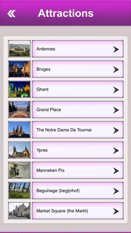 Belgium Tourism Guide