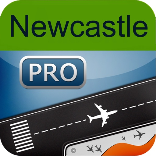 Newcastle Airport + Flight Tracker HD NCL