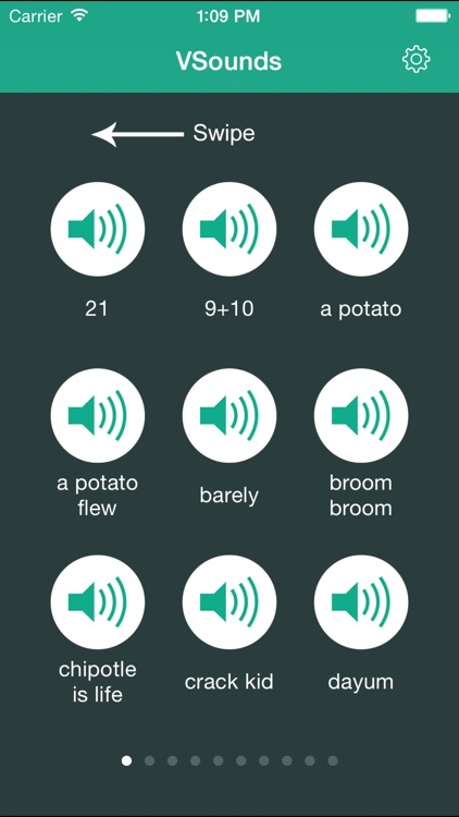 VSounds for Vine Soundboard - Soundboard for Vine & Dubsmash Free screenshot-0