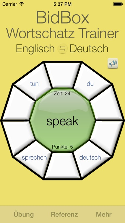 Vocabulary Trainer: German - English screenshot-3